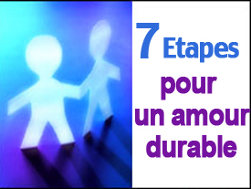 L'amour durable en 7 étapes