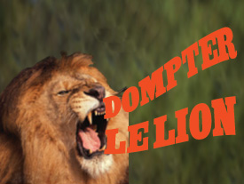 Dompter le Lion !