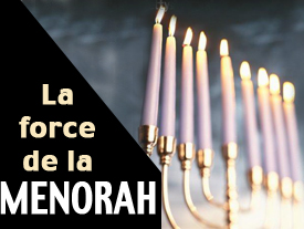 La Force de la Ménorah
