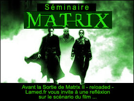 Seminaire Matrix